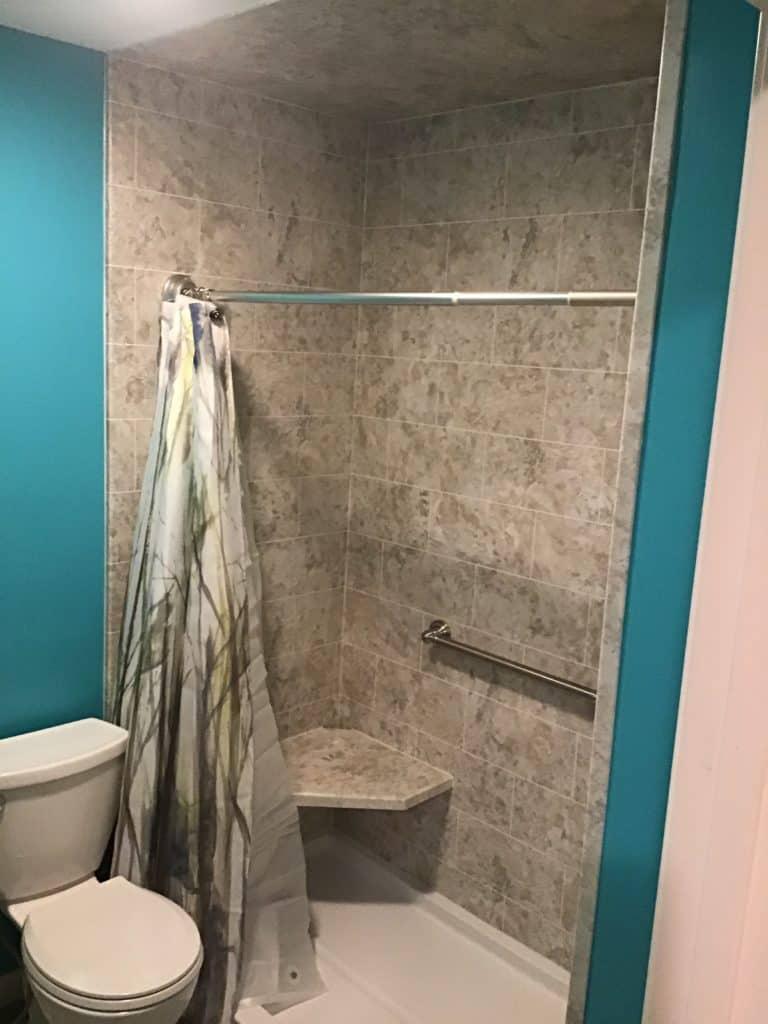 Fairmount Bathroom Remodeling Shower