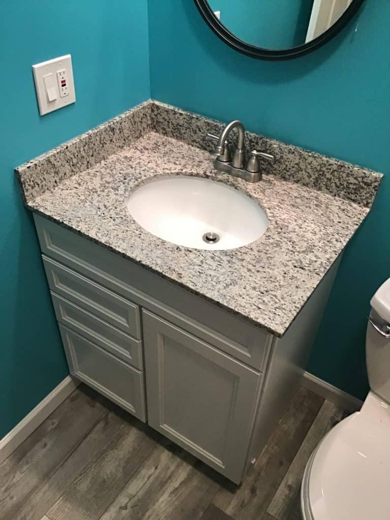 Fairmount Bathroom Remodeling Vanity