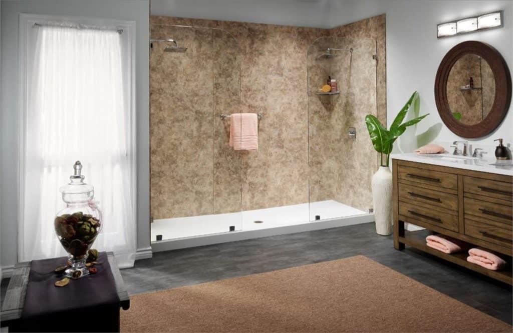Jamesville Bathroom Remodeling for new Modern Look